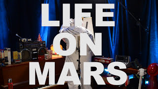 Video Life On Mars - David Bowie cover - Puddles Pity Party download MP3, 3GP, MP4, WEBM, AVI, FLV Agustus 2017