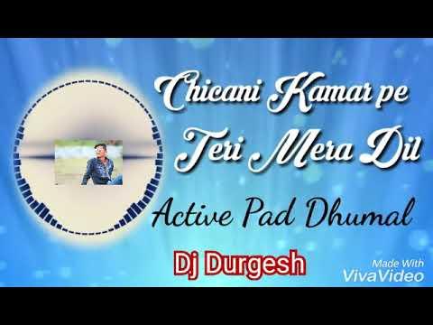 👌 Chikni Kamar Pe // dj jeetu SeOni  //  mix // pad  //  banjo  // mo // 9340088368 //  2019 //