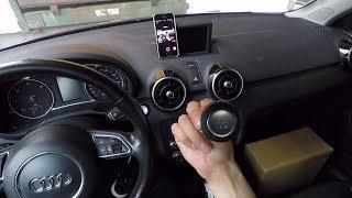 Changer le bouton start/stop engine sur AUDI A1