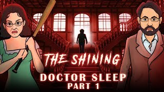 Doctor Sleep Part 1 - The Shining | Hindi Horror Stories | KM E54 🔥🔥🔥