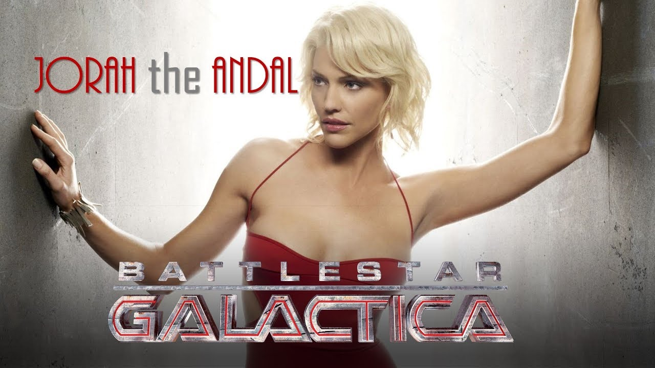 chick from battlestar galactica nude