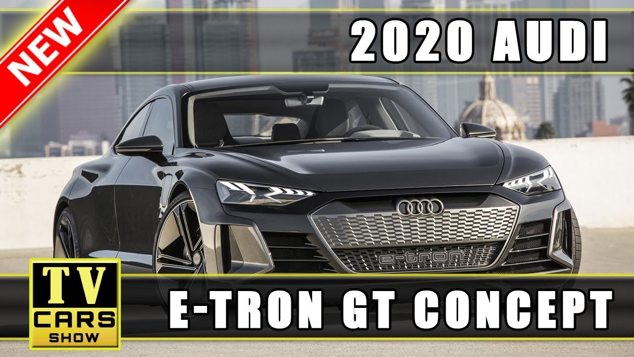 New 2020 Audi E Tron Gt Concept Release Dates And Prices Youtube