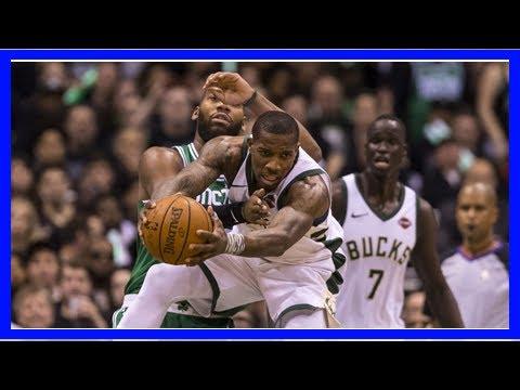 Breaking News | NBA Playoffs 2018 - Bucks vs. Celtics Preview: Milwaukee Hopes to Take Care of Busi