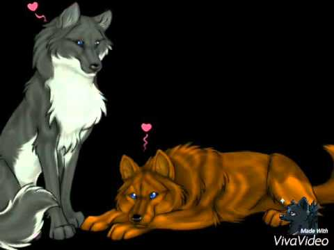 Anime wolves sad song by we the kings love song youtube - Anime wolves in love ...