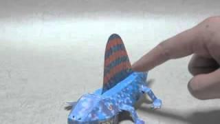 カミカラ恐竜編 Dimetrodon