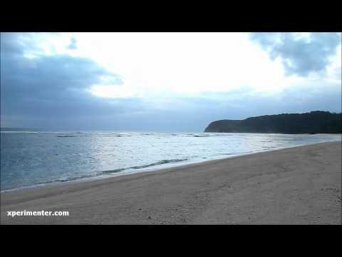 Sumba Island, Indonesia, remote unknown beach