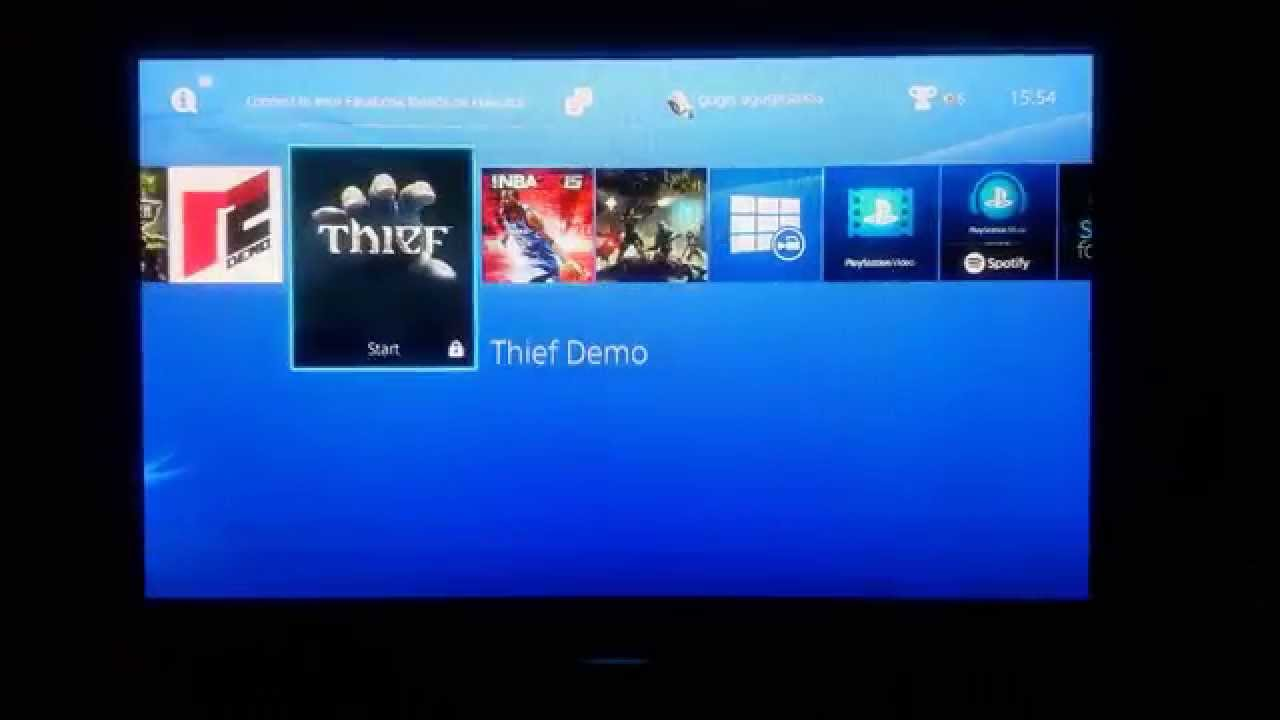 How to remove password and factory reset ps4 - YouTube