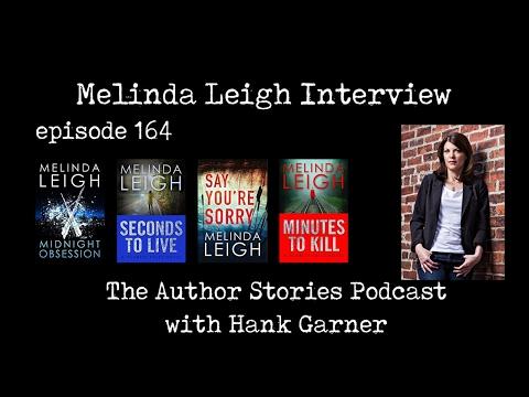 Episode 164 | Melinda Leigh Interview