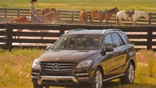 2012 Mercedes-Benz ML350 BlueTEC - Drive Time Review with Steve Hammes | TestDriveNow