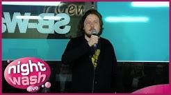 Wortwitze vom Feinsten - Thomas Steierer (metromadrid) | NightWash live