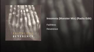 Insomnia (Monster Mix / Radio Edit)