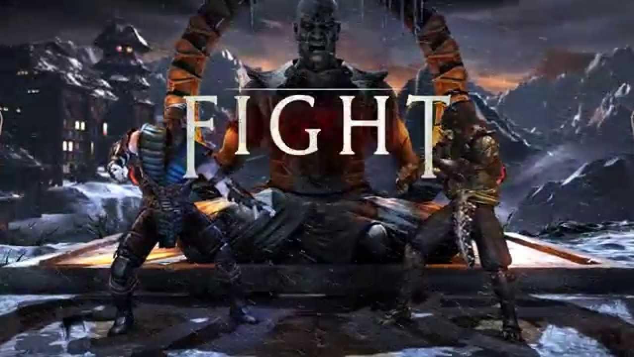 Mortal Kombat X Sub-Zero vs Reptile - YouTube