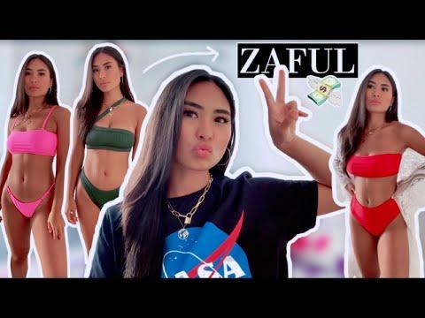 ZAFUL TRY ON HAUL | AJ GENIL