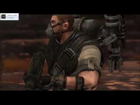Dark Void Gameplay Part 1