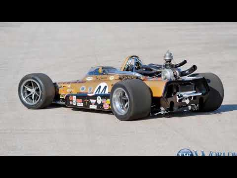 You could own 'Smokey' Yunick's turbocharged 1969 Indy car
