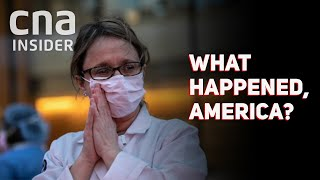 America has the highest number of #COVID19 infections and deaths in the world. Why was its response to the global pandemic too late and too little?