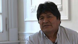 Evo Morales se propone tener candidato para Bolivia a mediados de enero | AFP
