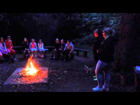 Brownie Camp Fire Song