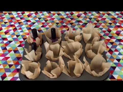 Homemade Muffin Liners