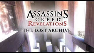 Assassin's Creed: Revelations - The Lost Archive Walkthrough HD