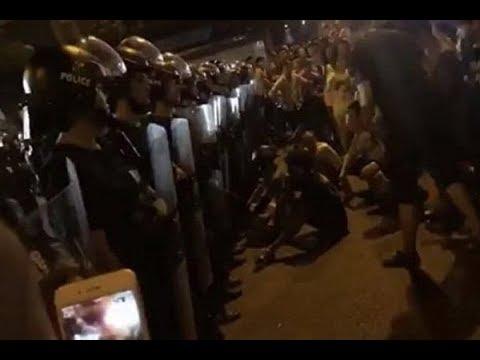 《石涛聚焦》「任志强:推倒眼前这堵墙 建立民主制度」武汉连续5日万人抗争垃圾焚烧炉 被中共暴力清场 与香港反送中抗议相互呼应 却显明显不同