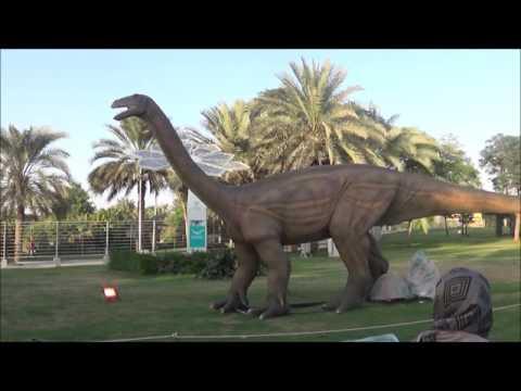 Dino Park With Ayaan