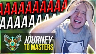 TILTMERCY RETURNS | BETTER THAN EVER!!... - Journey To Masters #5 S7 - League of Legends