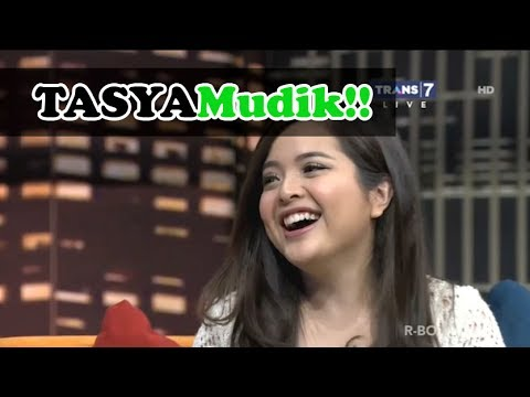 TASYA Mudik dari New York ke Jakarta - Hitam Putih 22 Juni 2017
