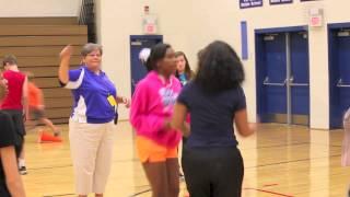 District Six P E  Teacher Earns State Award