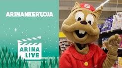 Arina Live: S-market Pyhäjoen avajaiset 12.7.2018