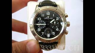 THE FABULOUS BREGUET TYPE XX - Aeronavale and Transatlanique Luxury Sports Watches