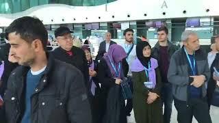05 Mart 2018 - Ankara Esenboğa Hava Limanından Grubumuzu Uğurluyoruz