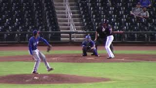 QUENTIN HOLMES 1ST YEAR IN MINORS