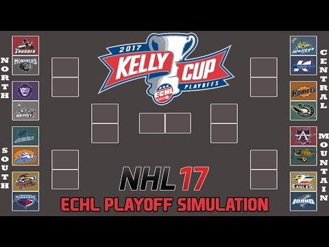 NHL 17 | 2017 ECHL PLAYOFFS SIMULATION
