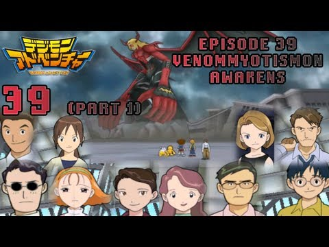 Digimon Adventure PSP - Walkthrough Episode 39 ~ VenomMyotismon/VenomVamdemon Awakens!