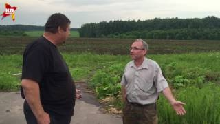 Велика Россия, а земли для «плачущего фермера» нет