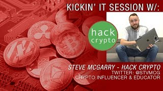 Crypto Blood x Hack Crypto | Early Days of Crypto, Underrated Crypto Leaders and More!