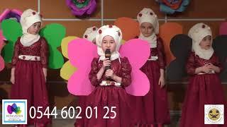Fetih Anaokulu Yıl Sonu Gösterisi 3. Perde Annem Renkveren