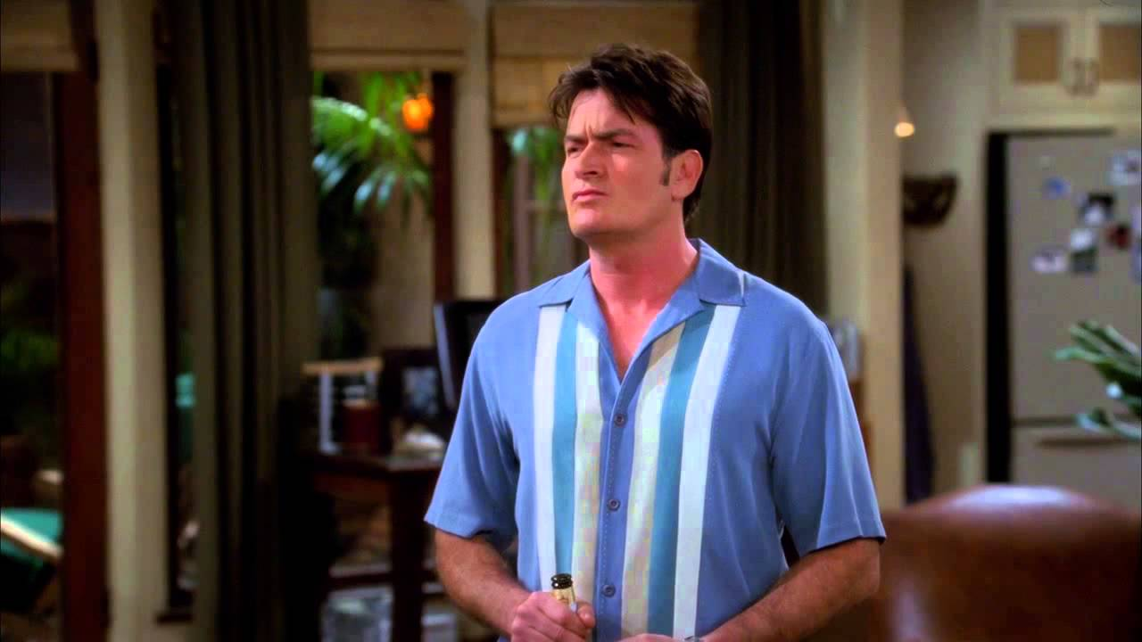 from Ronnie 2and a half men episodes gay