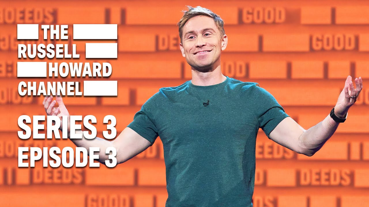 The Russell Howard Hour Series 3 Episode 3 Full Episode Youtube