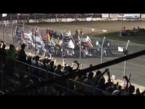 Fremont Speedway 360 Feature - 7/3/17