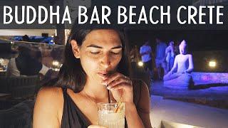 "Buddha Bar Beach ""Fly FM Sunset Party"" @ ABATON Island Resort & Spa / Daily CRETE Greece"