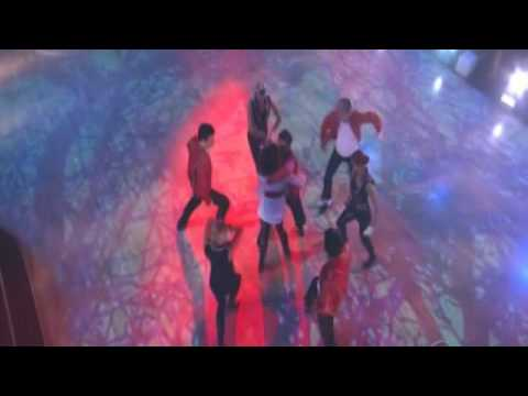 Dancing with the Stars tribute to Michael Jackson Oct 20