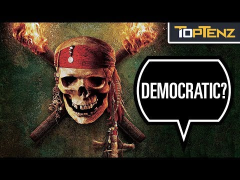 Top 10 Surprising Facts About Pirates