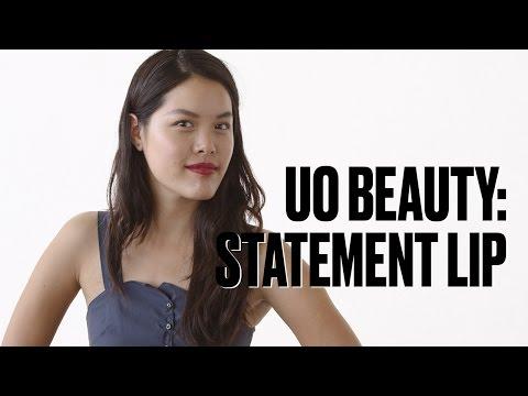 Statement Lip Tutorial With Christine Nguyen — UO Beauty