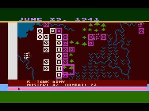 Atari 8 bit Memories - Eastern Front and Mule