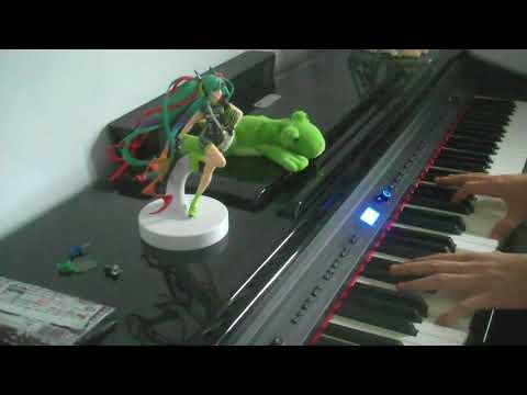 「Departures ~Anata ni Okuru Ai no Uta~」【Piano】【Guilty Crown ED】