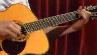 "Stefan Grossman teaches ""Willie Mae"" by Big Bill Broonzy"