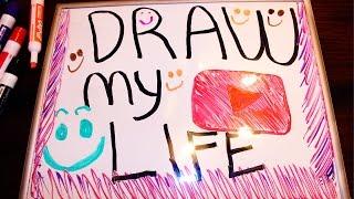 Draw My YOUTUBE Life!!! - BurtGasm
