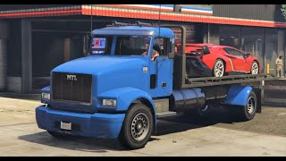 Gta 5 Lamborghini Delivery - Michael's Collection (Real Car Mods)